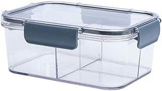 Boîte de Rangement Pliable de,La boîte de rangement du réfrigérateur peut être divisée en grand, moyen et petit bac à légu...