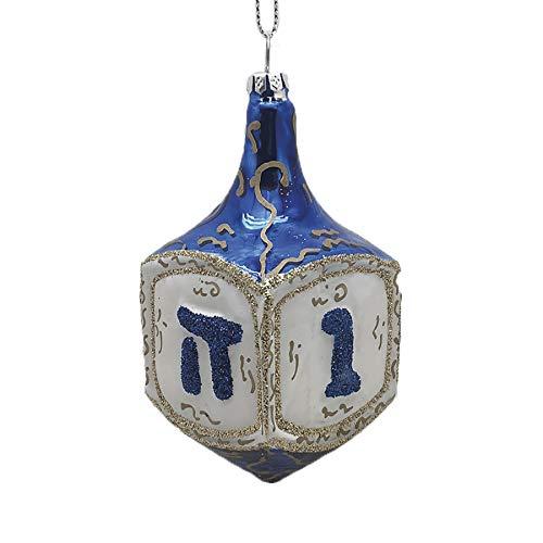 Primitives by Kathy Glass Ornament - Dreidel