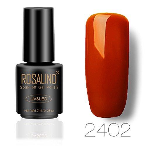 Esmalte Semipermanente de Uñas en Gel UV LED Esmalte de Uñas 1...