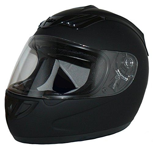 Protectwear H-510-ES-L kask motocyklowy, rozmiar L, matowy czarny