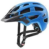 uvex Finale 2.0 Casco de Bicicleta, Unisex-Adult, Teal Blue Mat, 56-61 cm