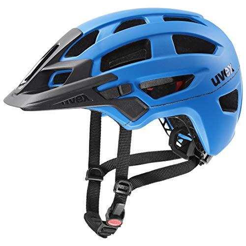 uvex Unisex– Erwachsene Finale 2.0 Fahrradhelm, Teal Blue mat, 56-61 cm