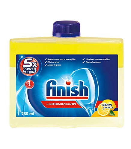 Finish vaatwasser, citroen, 250 ml