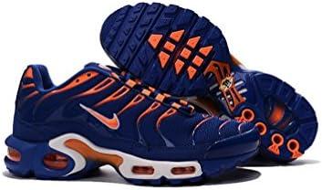 Nike AIR Max Plus TN Bleu Orange : Amazon.fr: Chaussures et Sacs