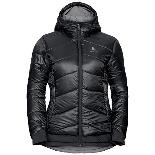 Odlo Damen Insulated Cocoon S-Thermic X-Warm Jacke, Black, M