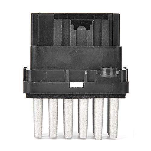 Qiilu Blower Motor Resistor, 100% nieuw Hoogwaardige en duurzame verwarming Blower Motor Resistor Front Blower Motor Resistor Kit