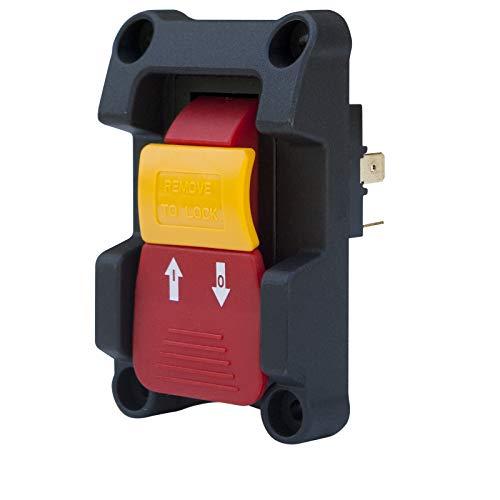 POWERTEC 71006 SAFETY Locking Switch, 2 HP
