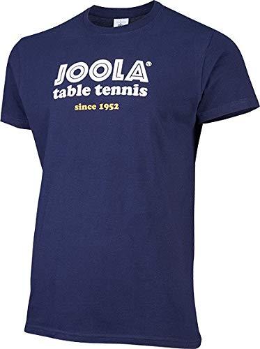 JOOLA Tischtennis T-Shirt Retro (Navy, 2XL)