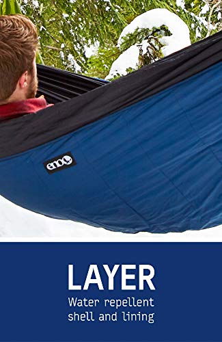 synthetic hammock underquilt