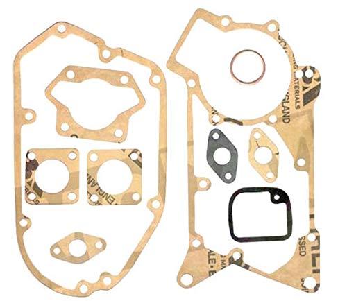 Dichtsatz Motor Zylinder Dichtung Dichtungssatz 10 teilig für Simson KR51/2 Schwalbe, S51 S53 S70 S83, SR50 SR80