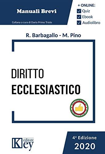 Diritto Ecclesiastico (Esame avvocato OK - Manuali Brevi)