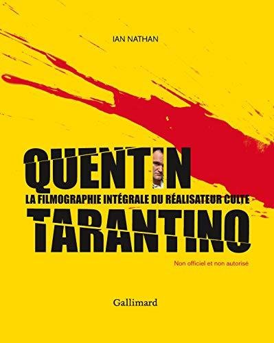 Le livre de la filmographie intégrale de Tarantino