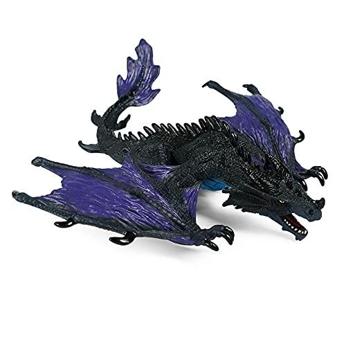 Wow World of Warcraft Figura Juguetes Dinosaurio Juguete Niños Modelo Jurásico Figura De Acción 8 * 18Cm, PVC Dinosaurio Caza Nocturna Dragón Plástico Niño Cumpleaños Anime Regalos