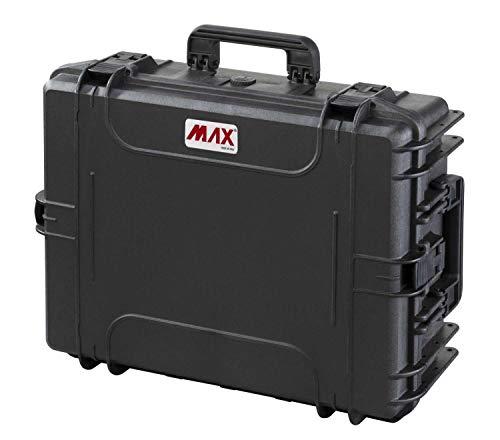 MAX max540h190.079Maletas a hermética, Negro