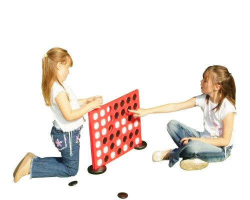 Traditional Garden Games - Conecta 4 de jardín