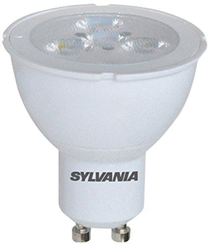 Sylvania SYL0026577 Réflecteur LED GU10 Aluminium 3,5 W Blanc