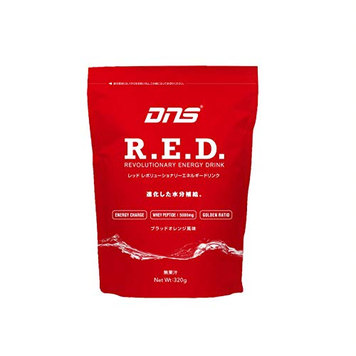 DNS レッド ブラッドオレンジ風味 320g