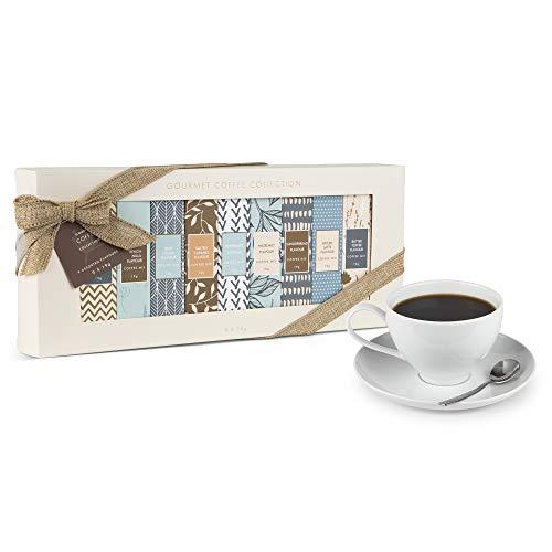 Modern Gourmet Foods Coffee of the Holidays Kaffee Geschenkset - Set mit 9 Geschmacksrichtungen