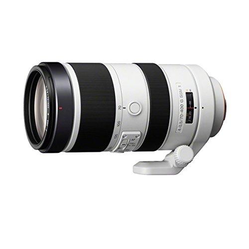 Sony SAL70400G2 A Mount - Full Frame 70–400mm F4–5.6 G SSM Zoom Lens
