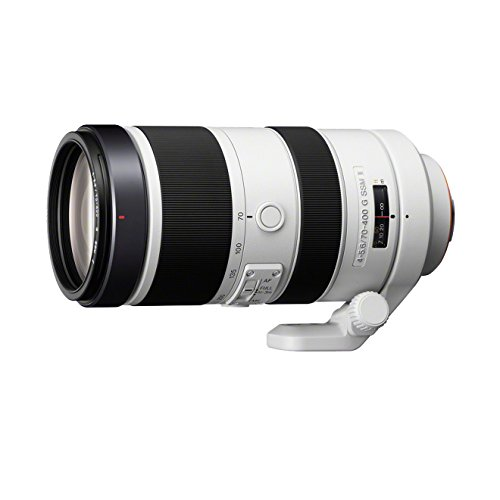 Sony SAL70400G2 A Mount - Full Frame 70–400mm F4–5.6 G SSM Zoom Lens