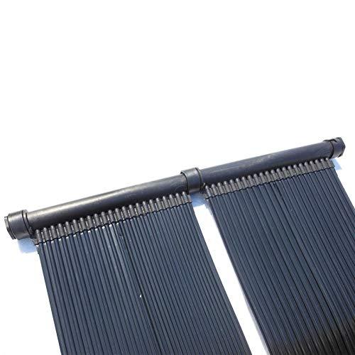 DAMAI Placas Calefactoras para Piscina Calefacción Solar para Piscina Protección UV Y Ozono Longitud 4.5M,3.3 x 14.8Ft