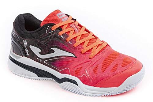 Joma Tennis Shoes Road Woman J_SLALW 907 Pink Fashion Scarpe Donna Zapatillas de Tenis