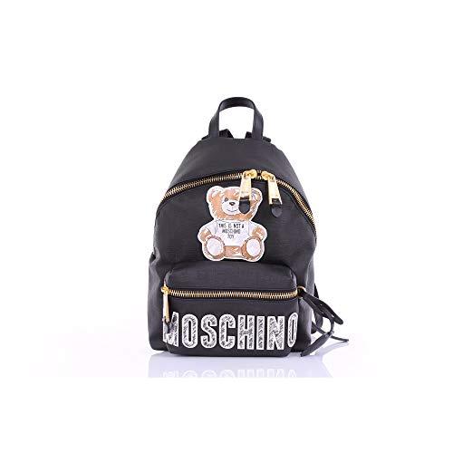 Moschino damen teddy bear Rucksack nero