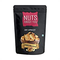 NUTS ABOUT YOU Dry Apricots Pouch, 250 g