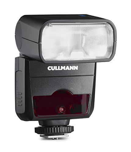Cullmann CUlight FR 36S - Flash (Flash Esclavo, Negro, 2,2 s, Sony, 0,1 s, 2,2 s)