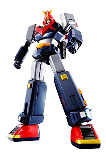 Bandai GX-79 Choudenji Machine Voltes V F.A.: ~7.1' Tamashii Nations Soul of Chogokin Die-Cast Action Figure