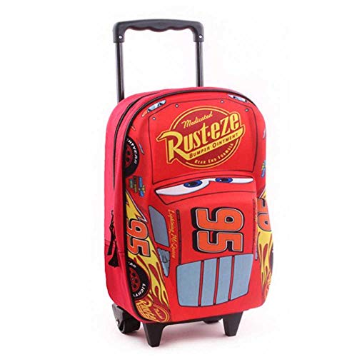 CARS 3 Sac a dos 3D roulettes