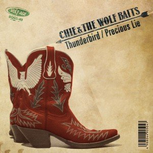 Thunderbird c/w Precious Lie 7インチ  [Analog] 【RecordStoreDay 限定盤 冊子付】 店舗・生産限定盤
