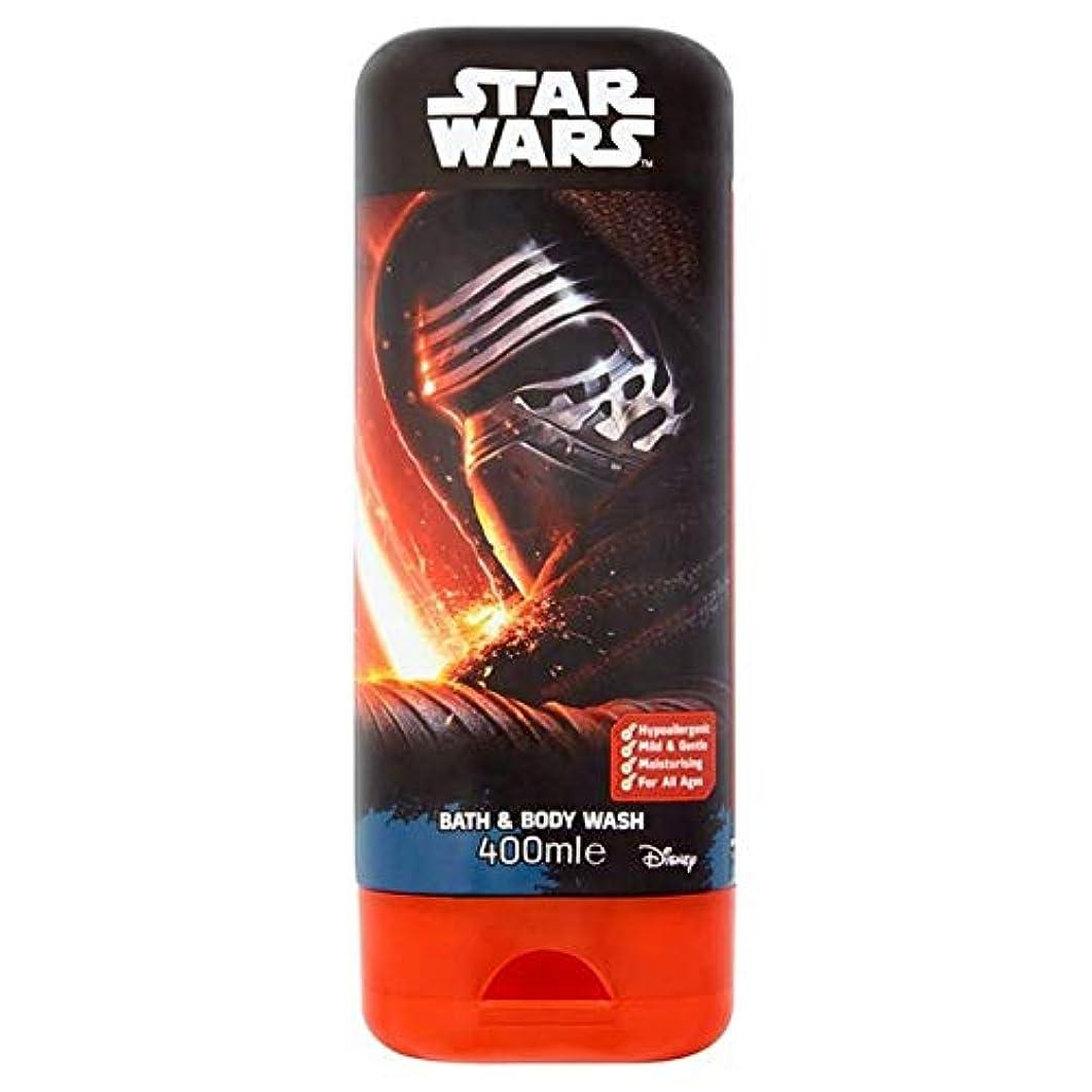 慢なエコーオートメーション[Firefly ] スターウォーズバス&シャワージェル400ミリリットル - Star Wars Bath & Shower Gel 400ml [並行輸入品]