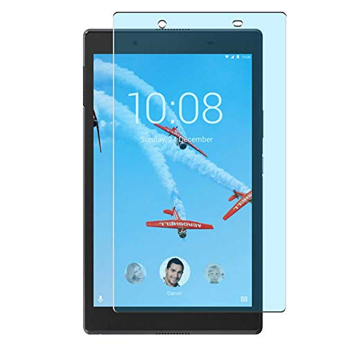 Vaxson 2-Pack Anti Blue Light Screen Protector, compatible with Lenovo Tab 4 8' TB-8504 Tab4, Blue Light Blocking Film TPU Guard [ NOT Tempered Glass ]