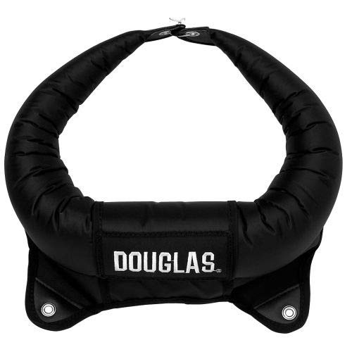 Douglas Youth Football Neck Roll - Black Regular