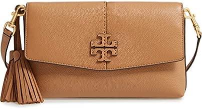 Tory Burch Women's Brilliant Tiramisu Mcgraw Crossbody Handbag