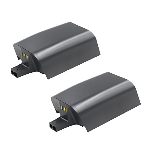 POWTREE Bebop 3.0 Battery Li-ion 11.1V 2500mAh Replacement Battery Compatible with Parrot Extended Flight Times for Parrot Bebop Drone 3.0 Quadcopter (2 Pack)