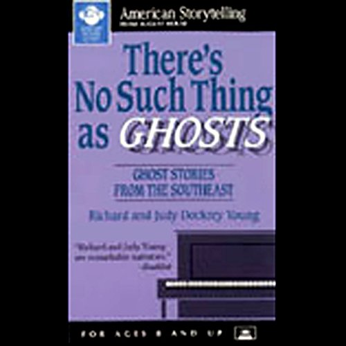 There's No Such Thing as Ghosts audiobook cover art