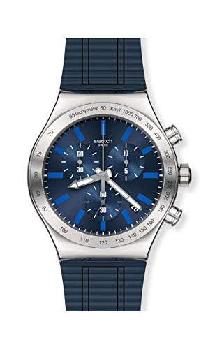 Watch Swatch Irony Chrono YVS478 Electric Blue