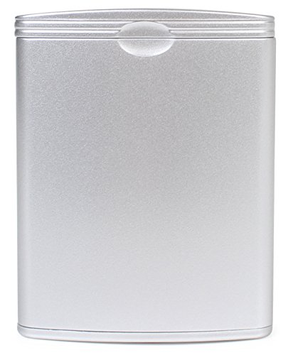 WINDMILL(ウインドミル) 携帯灰皿 ハニカム3 スライド式 6本収納 シルバー 591-2003