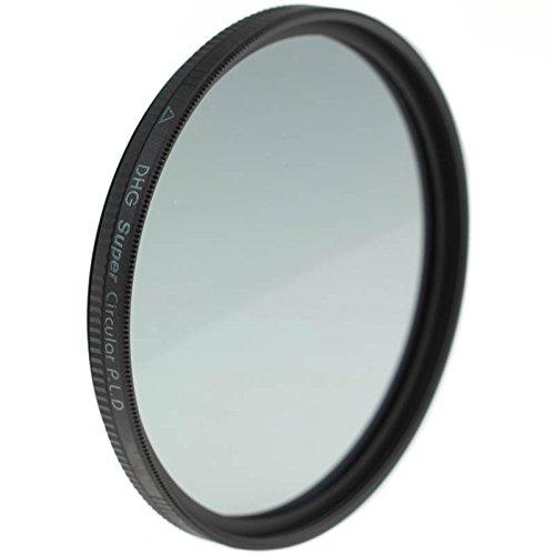 Marumi DHG Super Circular PL MC Zirkular-Polfilter (CPL-Filter) mit Mehrschichtvergütung - 49 mm
