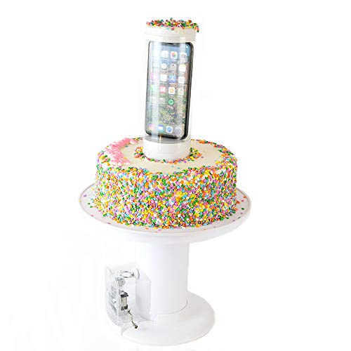Surprise Cake - Musical Popping Cake Stand - Happy Birthday Melody