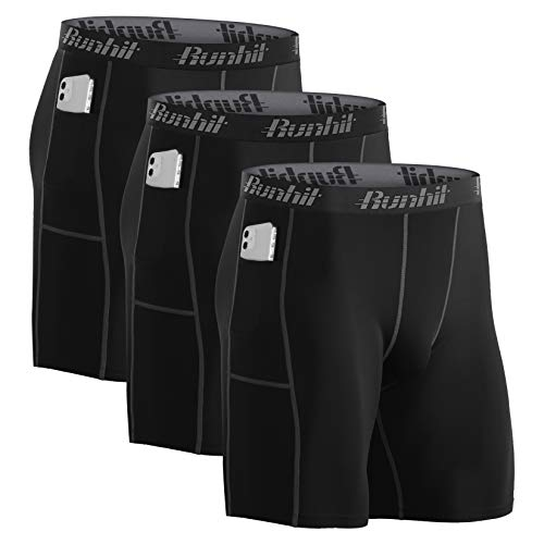 Runhit Men's Workout Shorts