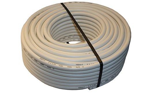 netbote24® Geräte-Anschlusskabel Verlegekabel H05VV-F 5G2,5 mm² Verschiedene Längen 10-50m (10m)