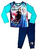 Disney Mädchen lizenzierte Gefrorenes 2 ELSA Anna Drucken Pyjamas Alter 4-5 Jahre