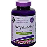Diamond Herpanacine Natural Skin Support Supplement | for Complete Skin Health and Immune Support (200 Count)