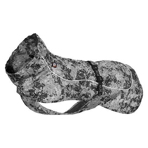 Rukka Hundemantel, Mittelgrau, Größe S