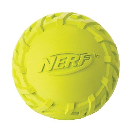 Nerf Dog Trax Tire Squeck Ball - Bola de 6,35 cm