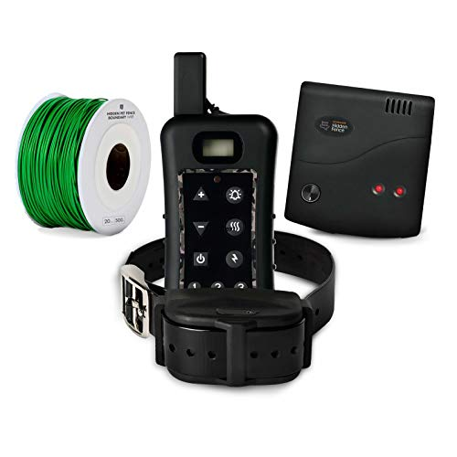 Sit Boo-Boo Electric Dog Fence & Remote Training System - Advanced...