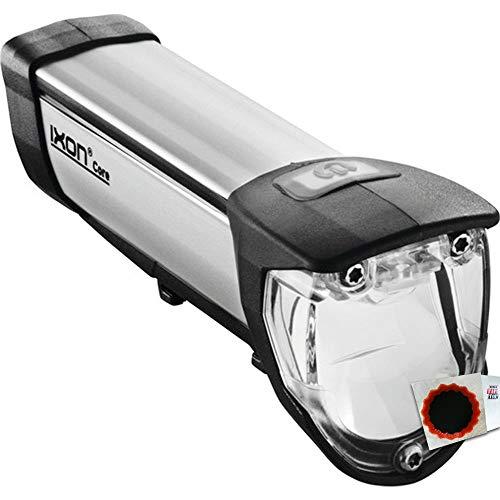 BUSCH+MÜLLER Batterie-LED-Scheinwerfer Ixon Core inkl. Netzgerät + USB-Ladek.